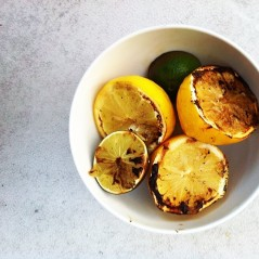 Grilling Citrus
