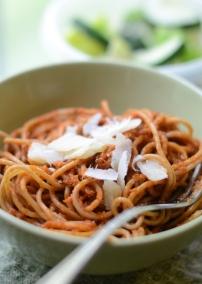 Roasted Tomato Pasta Sauce