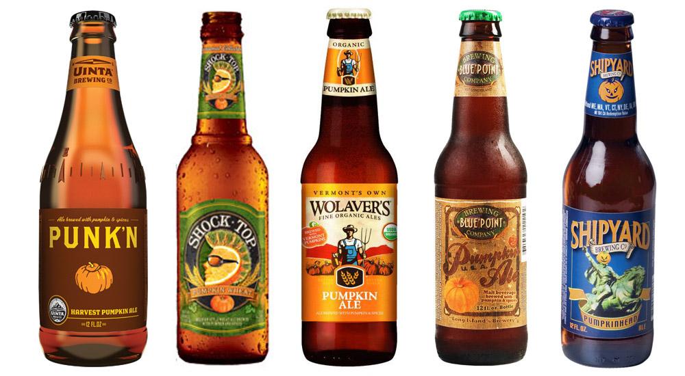 Pumpkin-Beers
