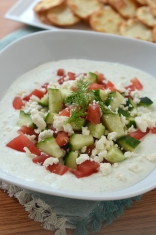Greek Veggie Dip