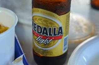 Medalla Light- The Beer of Puerto Rico