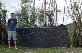 David in Guavate, PR
